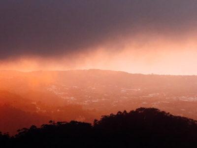 fog sinter weather beautiful