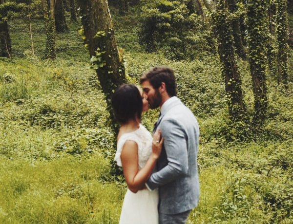 Forest and fog | Elopement Inspiration | Serra de Sintra, Portugal