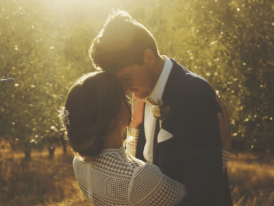 Small Destination Wedding in Tuscany
