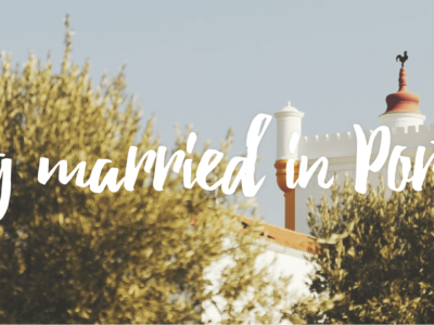 Reasons to get married in Portugal | Destination Wedding in Portugal