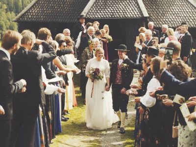traditional wedding in norway